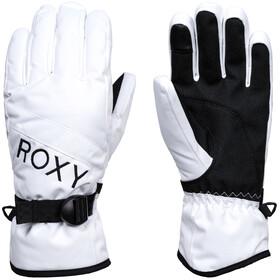 Roxy Jetty Solid Handschuhe Damen bright white